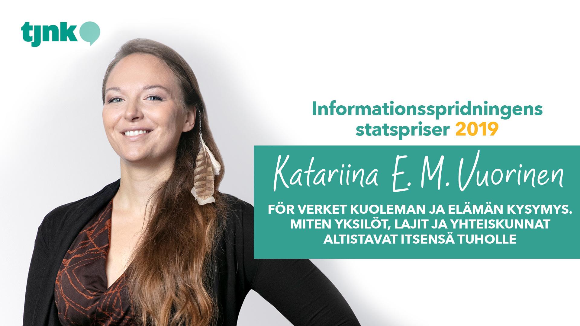 Katariina E. M. Vuorinen