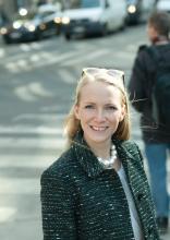 Liisa Suvikumpu. Kuvaaja: Annika Rauhala.